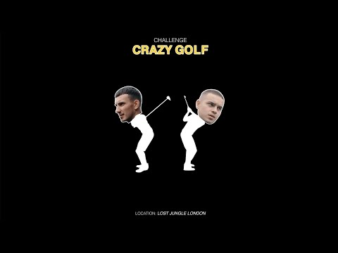 Everyone You Know - Rhys Vs Harv, Challenge 2: Crazy Golf