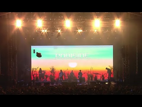 Poolside – Harvest Moon (Live in Mexico City)