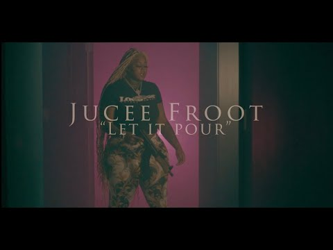 Jucee Froot - Let It Pour - Official Video (Produced By : Bandplay )
