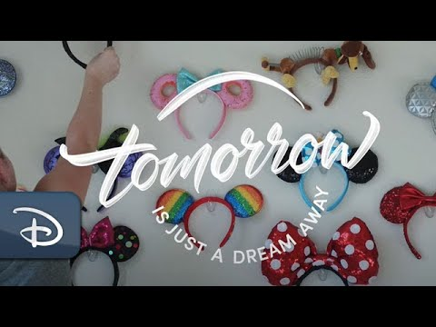 Tomorrow Is Just A Dream Away | Walt Disney World Resort