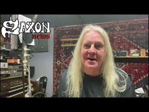 SAXON - message from Biff (Nov. 17th, 2020)
