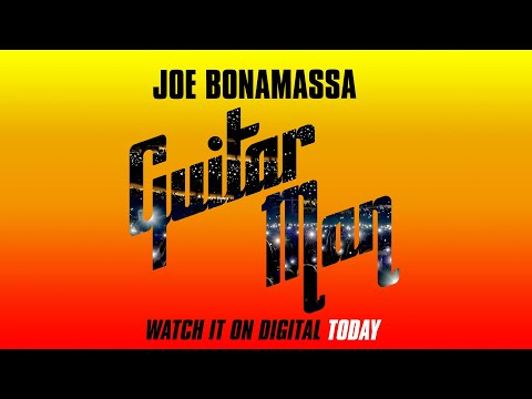 GUITAR MAN Official Trailer
