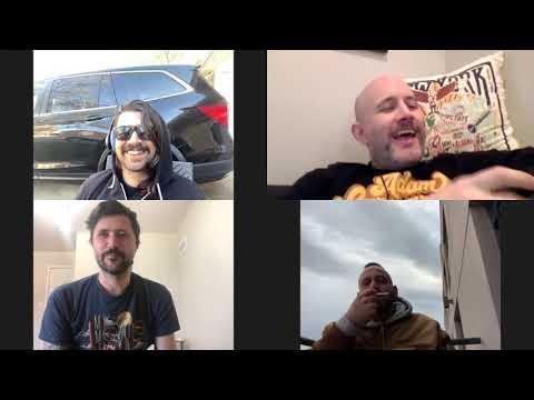 TALKING Back Sunday Episode 18, 11 17 2020