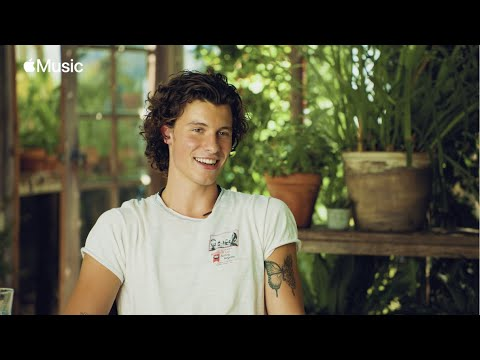 Shawn Mendes - The Wonder Interview with Zane Lowe (Apple Music / 2020)