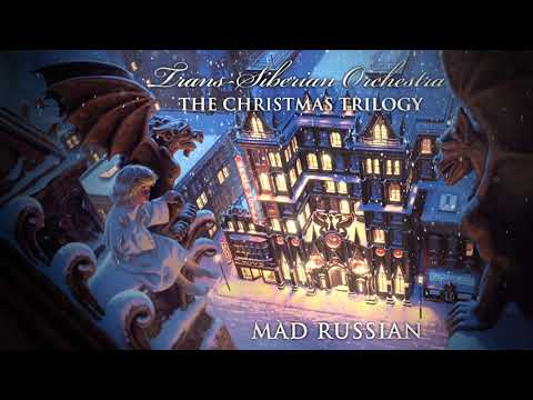 Trans-Siberian Orchestra - A Mad Russian's Christmas (Official Audio w/ Narration)
