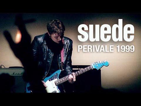 Suede - Live at Perivale (Music Documentary) 1999