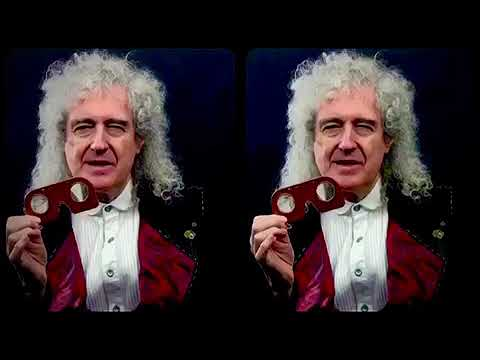 BRIAN MAY ON HIS LATEST STEREOSCOPIC CREATION: THE STEAMPUNK OWL