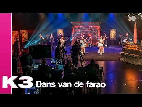 K3 Livestream - Dans van de farao
