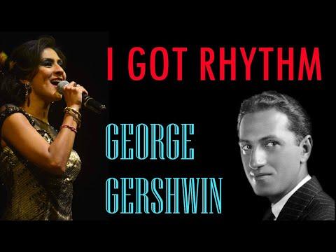 I Got Rhythm live performance by Maria Jose Gil