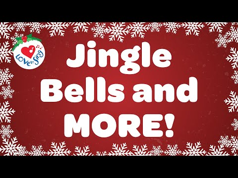 Jingle Bells Christmas Songs and Carols with Lyrics 🔔 Christmas Music Playlist 2020 🎅