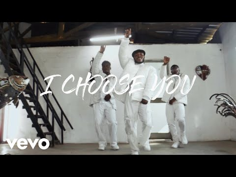 Yemi Alade - I Choose You (Dance Video)
