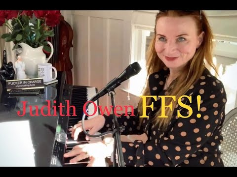 "Judith Owen FFS! Live ""Somebody's Child"" part 3 November 18, 2020"
