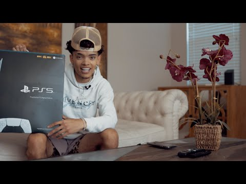 """LIL XXEL - """"MNU"""" Behind the Scenes + PS5 GIVEAWAY!!"""