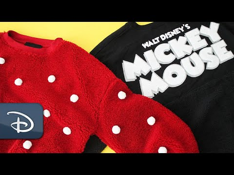 Dot-It-Yourself (DIY) Minnie Mouse Sweater | #DisneyMagicMoments
