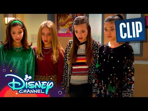 Sydney Sticks Up For Herself | Use Your Voice | Sydney to the Max | Disney Channel