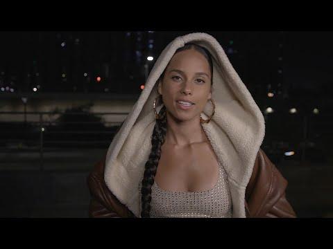 MTV EMA 2020 Performance (Behind the Scenes) - Alicia Keys