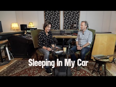 Per Gessle talks about Sleeping In My Car