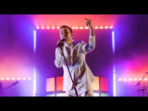 MAX - Love Me Less (Feat. Quinn XCII) LIVE At The Greek Theatre
