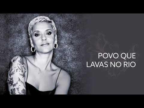 MARIZA - Povo Que Lavas No Rio [ Official Audio Video ]
