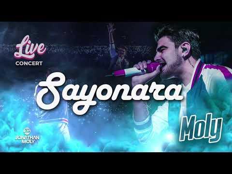 Jonathan Moly - Sayonara (LIVE)