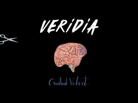 """VERIDIA // """"Crushed Velvet"""" [official audio]"""