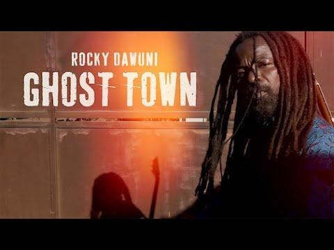 """Rocky Dawuni """"Ghost Town"""""""