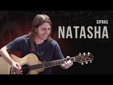 CIFRAS | Aprenda a tocar NATASHA no violão (com FABIANO CARELLI)