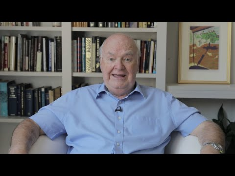 "Dr. John Lennox - ""The Beating Heart of Christianity"""