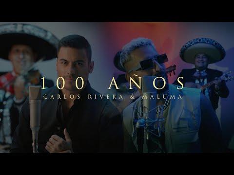 Carlos Rivera & Maluma - 100 Años (Video Oficial)