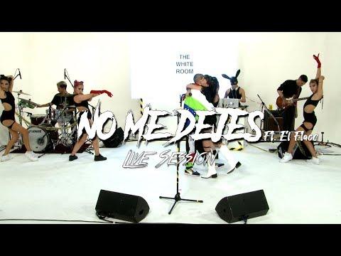 LA JOAQUI ft EL FLACO - No Me Dejes - The White Room (Live Session)