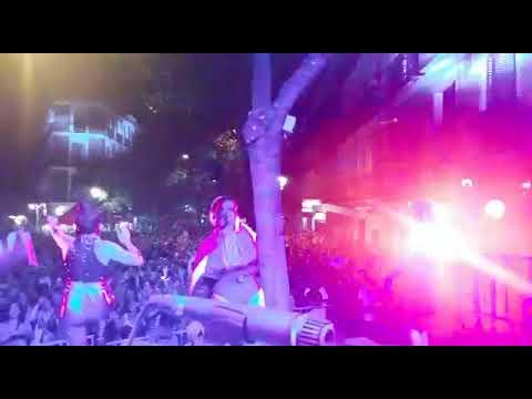 Miss Bolivia @ Madrid 2018 - Tomate el palo // Fiestas Lavapies