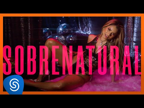 Lexa - Sobrenatural (Video Arte / Official Visualizer)