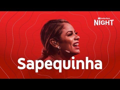 Lexa - Sapequinha (Ao Vivo no YouTube Music Night)
