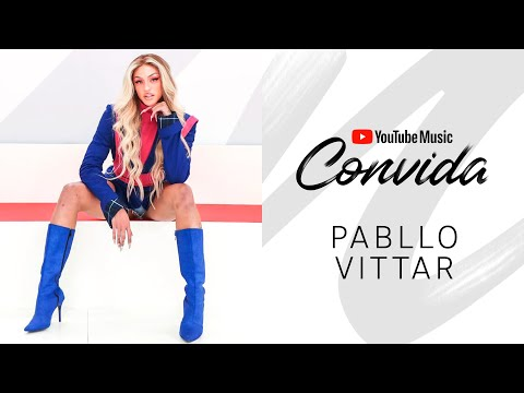 YouTube Music Convida: Pabllo Vittar