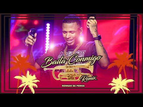 Baila Conmigo (Rennan da Penha Remix) - Dayvi, Víctor Cárdenas, Rennan da Penha feat. Kelly Ruiz