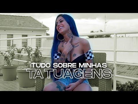 TUDO SOBRE MINHAS TATUAGENS | TATI ZAQUI