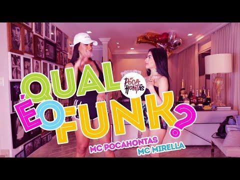 Pocah e MC Mirella - Qual é o funk?