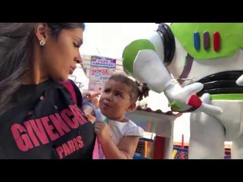 Medo de Toy Story? | Vlog da Pocah