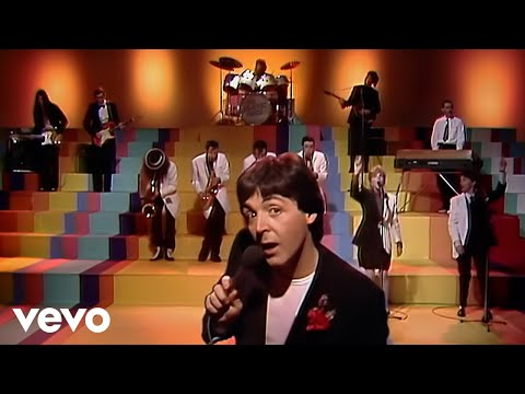 Paul McCartney - Coming Up (Official Music Video)