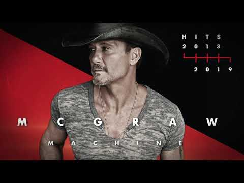 Tim McGraw - Machine Hits (Album Trailer)