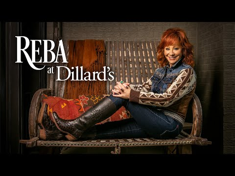 Reba at Dillard's Fall 2020 Collection