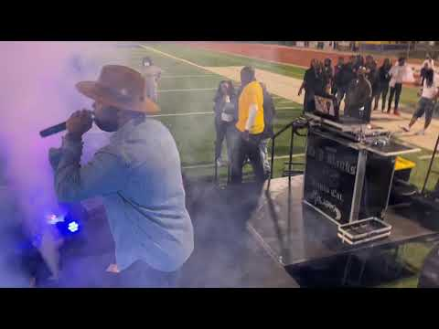 Cupid - FLEX - performed live at Carroll High Homecoming (Monroe)
