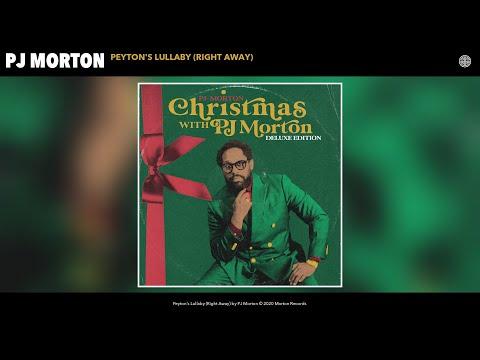 PJ Morton - Peyton's Lullaby (Right Away) (Audio)