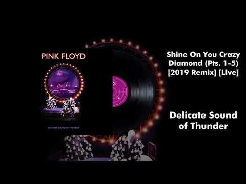 Pink Floyd - Shine On You Crazy Diamond (Pts. 1-5) [2019 Remix] [Live]