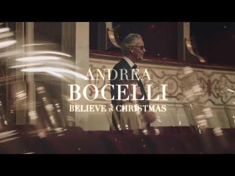 Andrea Bocelli - Believe in Christmas (trailer)