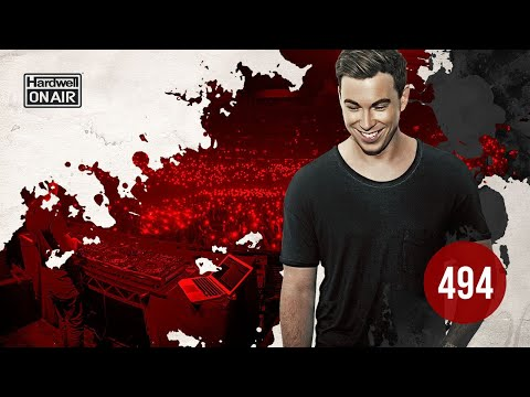 Hardwell On Air 494