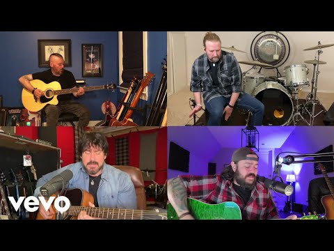 Seether - Buried In The Sand (Full Band Acoustic)