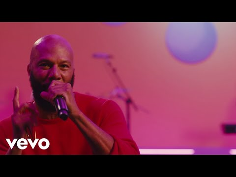 Common - What Do You Say (Move It Baby)