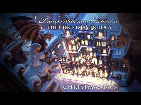 Trans-Siberian Orchestra - Christmas Jam (Official Audio w/ Narration)