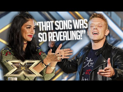 Aidan Martin's HEARTBREAKING song to his EX! | The X Factor UK